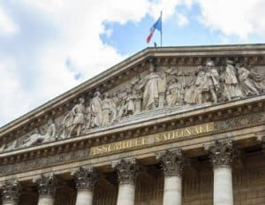 Assemblee Nationale facade